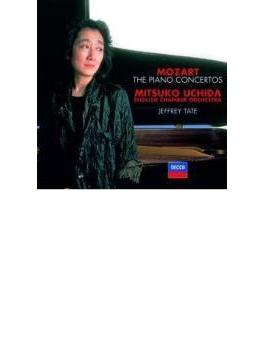 ピアノ協奏曲全集 内田光子(p)テイト&イギリス室内管(8CD)