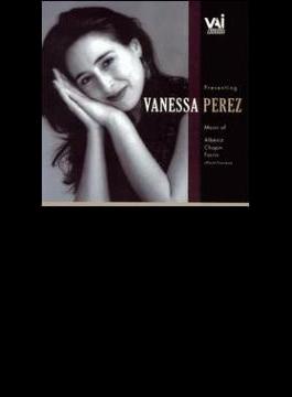 Presenting: Vanessa Perez