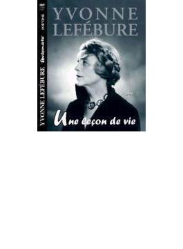 イヴォンヌ・ルフェビュールの生涯(DVD+CD)