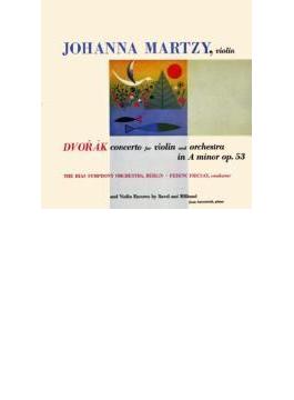 Violin Concerto: Martzy(Vn) Fricsay / Berlin Rias So +pieces