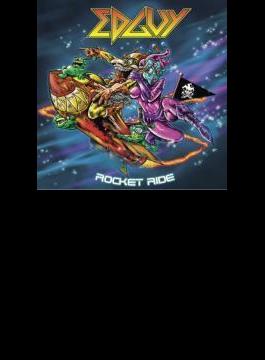 Rocket Ride (+dvd)(Ltd)