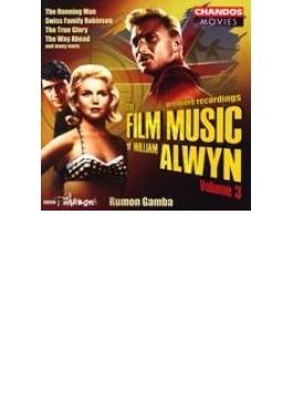 オルウィン:映画音楽集Vol.3/ガンバ(指揮)、BBCフィル