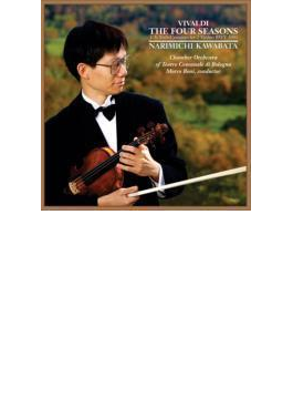 Four Seasons: 川畠成道 / Teatrodi Bologna Ensemble +j.s.bach