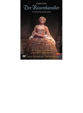 歌劇『バラの騎士』全曲 ショルティ&コヴェント・ガーデン王立歌劇場、シュレシンジャー演出 テ・カナワ、他
