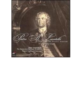 Concertos, Overtures, Etc: Koopman / Amsterdam Baroque O Faultless(Vn)