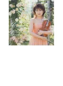 Crystal Rose Garden: 山瀬理桜(Hardanger-violin)