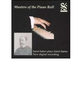 Masters Of The Piano Roll Saint-saens