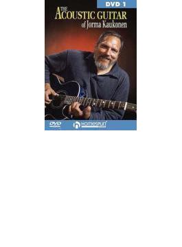 Acoustic Guitar Of Jorma Kaukonen Dvd 1