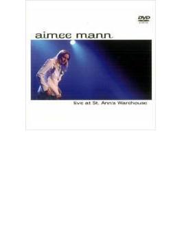 Live At St Ann's Warehouse - Cd Case (+cd)