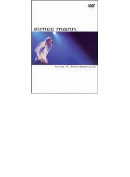 Live At St Ann's Warehouse - Dvd Case (+cd)