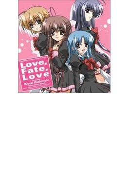 TVアニメ『Φなるアプローチ』ボーカルアルバム::Love,Fate,Love
