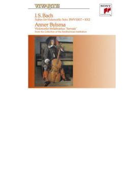6 Cello Suites: Bylsma (1992)