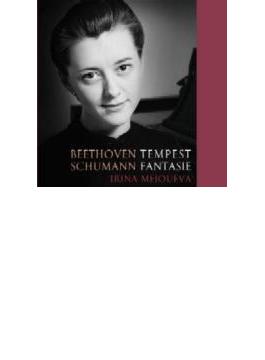 Piano Sonata.17: Mejoueva +schumann: Fantasy