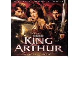 King Arthur (Score)【Copy Control CD】