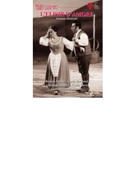 『愛の妙薬』 ガヴァッツェーニ&フィレンツェ5月音楽祭、ベルゴンツィ、スコット(1967)