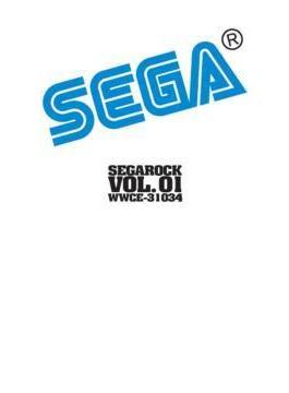 Segarock 1 【Copy Control CD】
