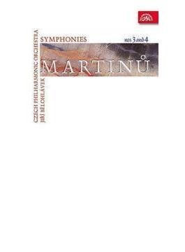 交響曲第3番、第4番 ビエロフラーヴェク&チェコ・フィル