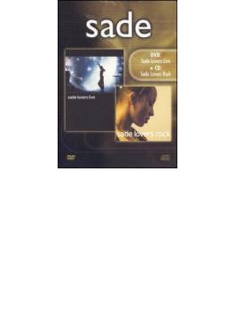 Lovers Rock / Lovers Live (Cd +dvd / Jewel Cd Case)