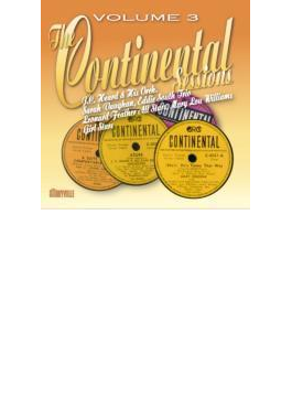 Continental Sessions Vol.3