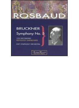 Sym.5: Rosbaud / Swr So (1962)