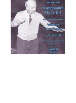 Sym.5, 6: Furtwangler / Bpo (1947)