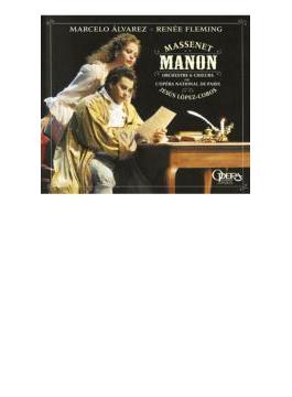 Manon: Lopez-cobos / Paris Opera, Alvarez, Fleming, Etc
