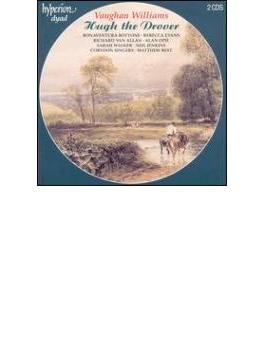 レイフ・ヴォーン・ウィリアムズ:歌劇《牛追いヒュー》全2幕 / レベッカ・エヴァンズ、ボナヴェンチュラ・ボットーネ、他