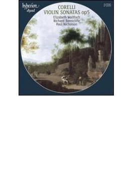 ヴァイオリン・ソナタ集Op.5 コンヴィヴィウム