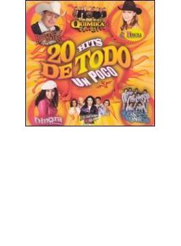 20 Hits De Todo Un Poco