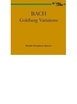 (Saxophone)goldberg Variations: Danish Saxophone.q