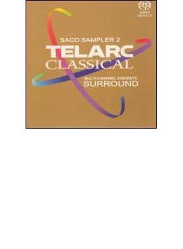 Telarc Sacd Sampler Vol.2 Hybrid