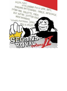 SECOND ROYAL volume.2