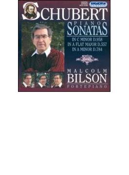Piano Sonata.5, 14, 19: Bilson(Fp)