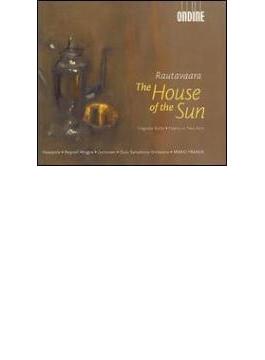 歌劇『明日の家』全曲 ミッコ・フランク&オウル響、他(2CD)