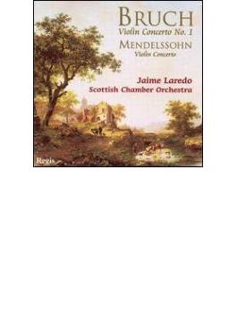 Violin Concerto: Laredo(Vn) / Scottish.co