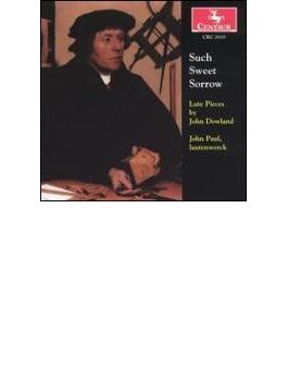 Lute Works Played By Lautenwerck: John Paul(Lautenwerck)