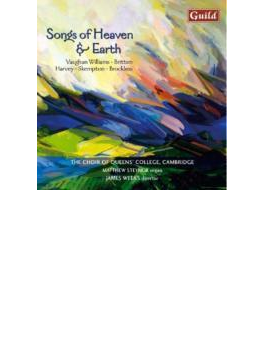 Songs Of Heaven & Earth: Steynor / Cambridge Queens College Choir