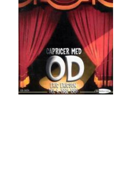 Caprice With Orphei Drangar Vol.4: Ericson / Orphei Dranger Choir