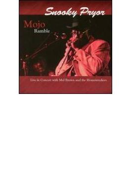 Mojo Ramble - Snooky Pryor Live In Concert