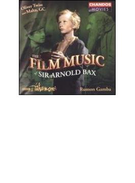 バックスのフィルム・ミュージック/ラモン・ガンバ(指揮)、BBCフィルハーモニック