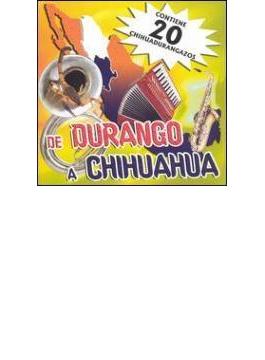 De Durango A Chihuah