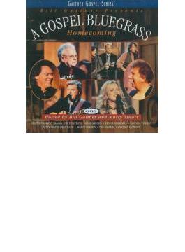 Gospel Bluegrass Homecoming (Cd + Dvd)