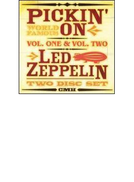 Pickin On Led Zeppelin Vol.1-2- A Bluegrass Tribute