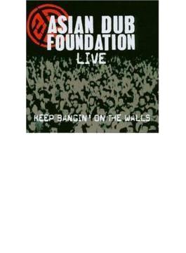 Live - Keep Bangin' On The Walls(Copy Control Cd)