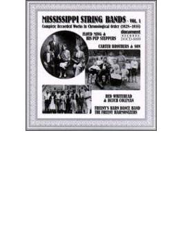 Mississippi String Bands Vol.1