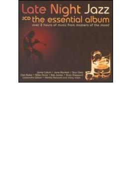 Late Night Jazz - The Essential Album