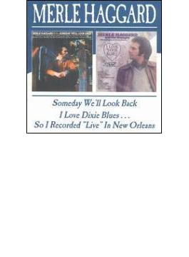 Someday We'll Look Back / I Love Dixie Blues