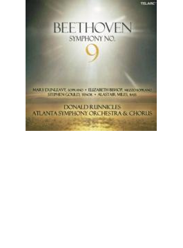 交響曲第9番『合唱』 ラニクルズ&アトランタ交響楽団
