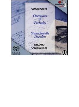 管弦楽曲集 ヴァルヴィーゾ&シュターツカペレ・ドレスデン、他