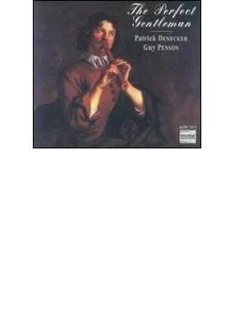 Denecker(Rec) The Perfect Gentleman-baroque Recorder Works
